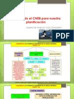 Analizando El CNEB Para Nuestra Planificación