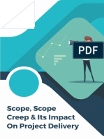 Scope, Scope Creep & Its Impact On Project Delivery