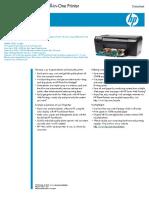 Impresora Multifuncion Hp c4680 Eng