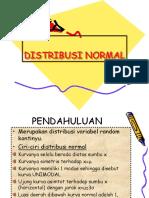 7. Distribusi Normal
