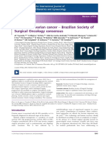 2018 - Surgery in Ovarian Cancer – Brazilian Society of Surgical Oncology Consensus - 2018-BJOG__An_International_Journal_of_Obstetrics_&_Gynaecology