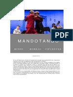 Mandotango Trio  MBC