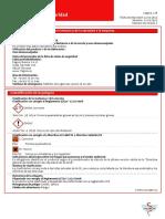 acido glicolico msds