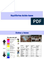 Tema 9-Equilibrios Acido Base