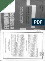Schutz - Fenomenologia e Relações Sociais.pdf