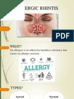 Allergic Rhintis