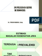 Program Pelayanan Keswa Dschard Planning