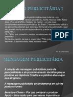 Mensagem Publicitaria 01