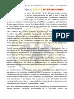 Cundinamarca Libre e Independiente 1