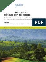 Agroforesteria para la restauracion del paisaje.pdf