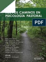 Nuevos caminos en psicología pastoral