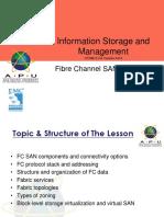 Fibre Channel SAN