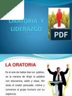 Sesion 01 La Oratoria. Fines, Importancia, Cualidades