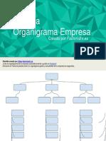 Plantilla Organigrama Empresa Powerpoint