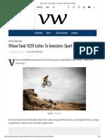 Vltava Fund 1Q19 Letter To Investors_ Sport And Investing.pdf
