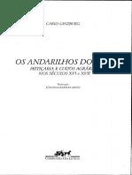 Carlo Ginzburg - Os andarilhos do bem _ feitiçaria e cultos agrários nos séculos XVI e XVII (1988, Companhia das Letras)(1).pdf