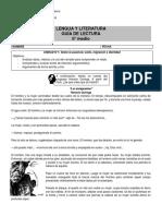 Guía de lectura II°D