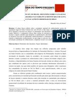 A Presença Negra No Sul Do Brasilreflexões Sobre o Lugar Das