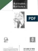 Álvaro Retana - Las locas de postín