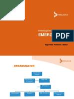 Emergencias - Flujo de Comunicación - Perubar 2019