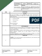 I-xp-001 Guia de Uso de Centros de Costos y Cuentas Contables de Gastos