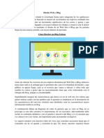 Diseño Web y Blog