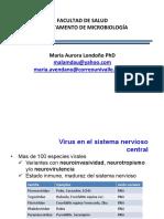 Virus en Sistema Nervioso BACTERIOL