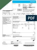 Celphone Invoice April 2019