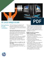 HP Z400