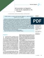 Análisis de Letalidad en Pacientes Con Diagnóstico de Tuberculosis en Un Centro de Alta Complejidad en Cali, Colombia