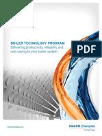 Boiler Water Brochure b 1215