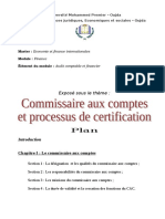 Rapport CAC