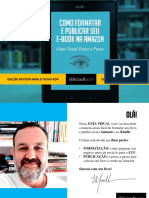 Eldes Saullo - Como Formatar e Publicar Seu eBook Na Amazon-Guia Visual