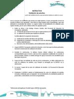 FORMATO LECTURA DOMICILIARIA 7°