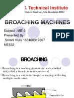 Broching Sem 5- Ppt New-1