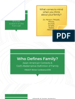 asam familial context slides