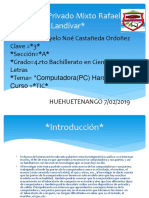 Colegio Privado Mixto Rafael Landívar.pptx