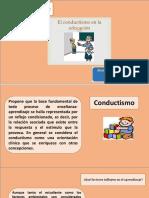 conductismo en la educacion.pptx