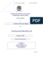 Course Outline, IPR Sem VIII.docx