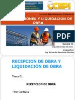 Liquidación de obra por contrata.ppt