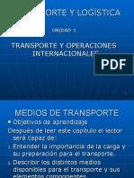 CAPITULO 01 Medios de Transporte