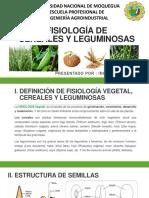 Tema Fisiologia Cereales y Leguminosas