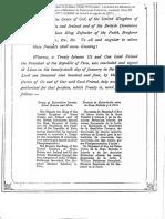 Tratado+de+Extradicion+entre+Peru+y+Gran+Bretana+R.+Leg+Nº+2