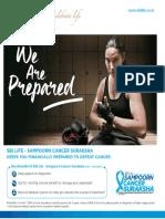 Sampoorn Cancer Suraksha Brochure