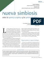 Nueva Simbiosis Entre La Química Orgánica y La Química Biológica (1)