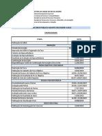 CRONOGRAMA CONCURSO AGENTE EDUCADOR II 2019