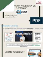 David Aguirre_aplicación Novedosa de Software