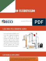 LECHO FLUIDIFICADO