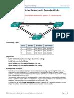 Budowa sieci przełączanej z połączeniami nadmiarowymi.pdf