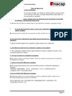 Guía ejercicios Unidad n° 1 control de incendios